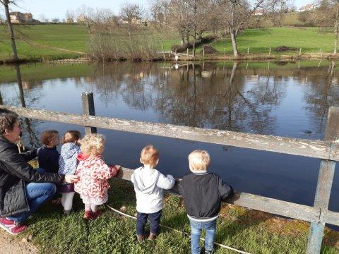 L'étang de Chassigny