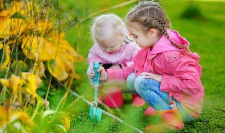 Micro-crèche avec activité jardinage Chassigny-Sous-Dun